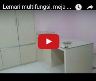 Bekasi kitchenset - lemari multifungsi1