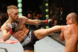 Highest athletes in the world Conor McGregor