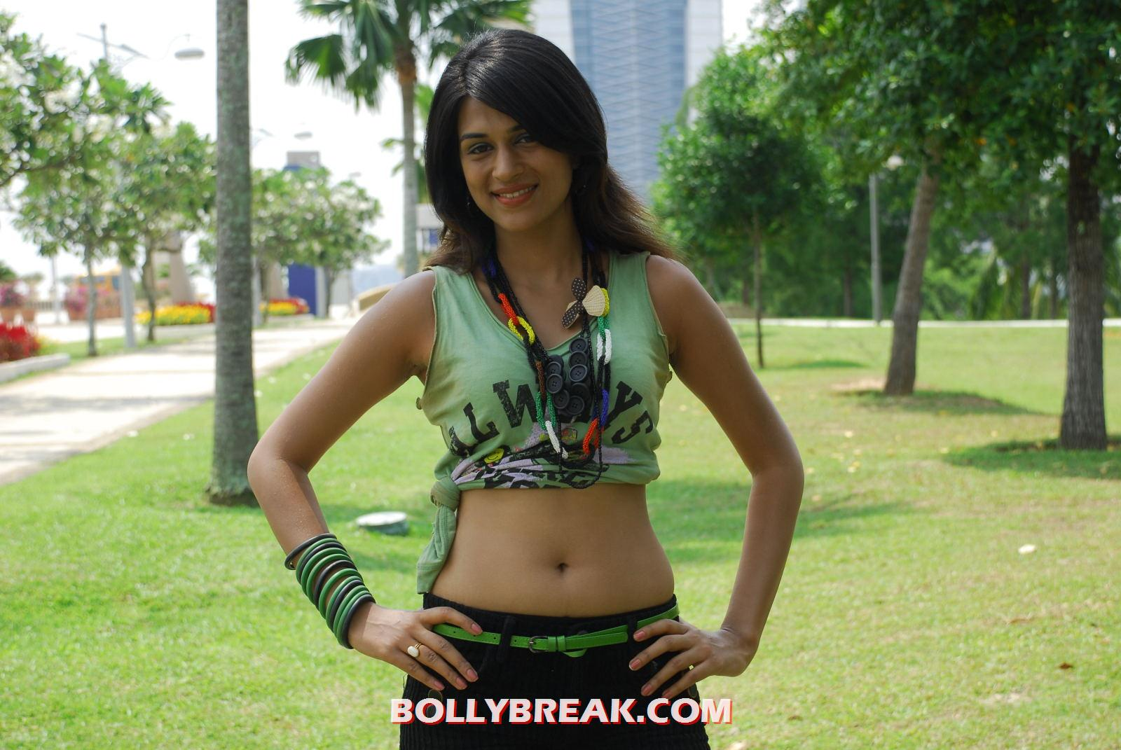 Tv Actress Shraddha Arya Hottest Bikini Body Exposed: Shraddha Das Hot Photos