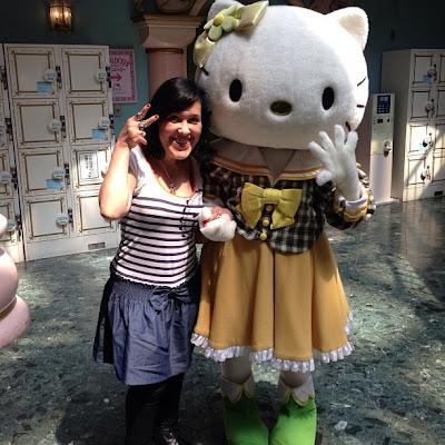 Visiter le parc Sanrio Puroland à Tokyo