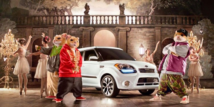 """KIA Soul - """"Gangnam style"""" by Psy"""