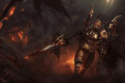 Legion Commander - Daemonfell Flame (Reborn)