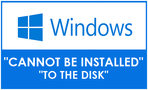 Cara Mengatasi Windows Cannot Be Installed to The Disk, The Selected Disk Is Of The GPT Partition Style
