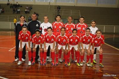 389854a2ea Mais um título pode estar vindo para o futsal feminino de Cotia. A Liga  Cotiana
