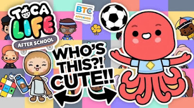 Toca Life: After School Mod Apk + Data Download