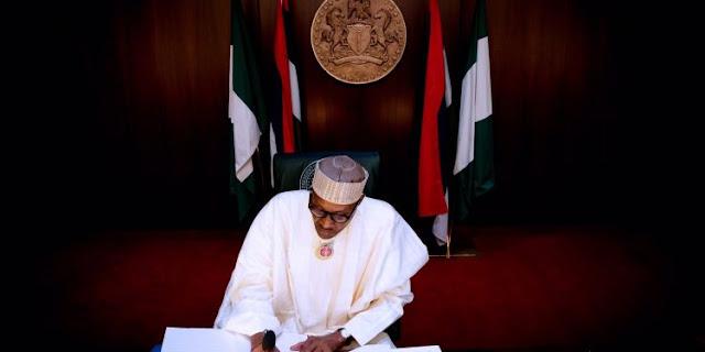 President Buhari writes Saraki, rejects 15 NASS bills