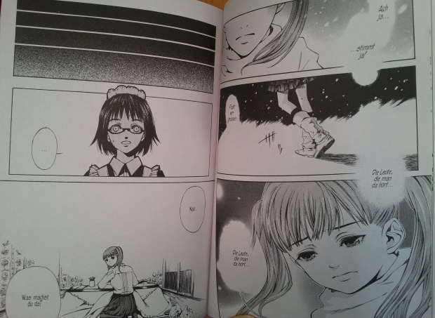 Öffentlicher Sex in einem Manga-Laden mit abenteuerlustiger japanischer Freundin