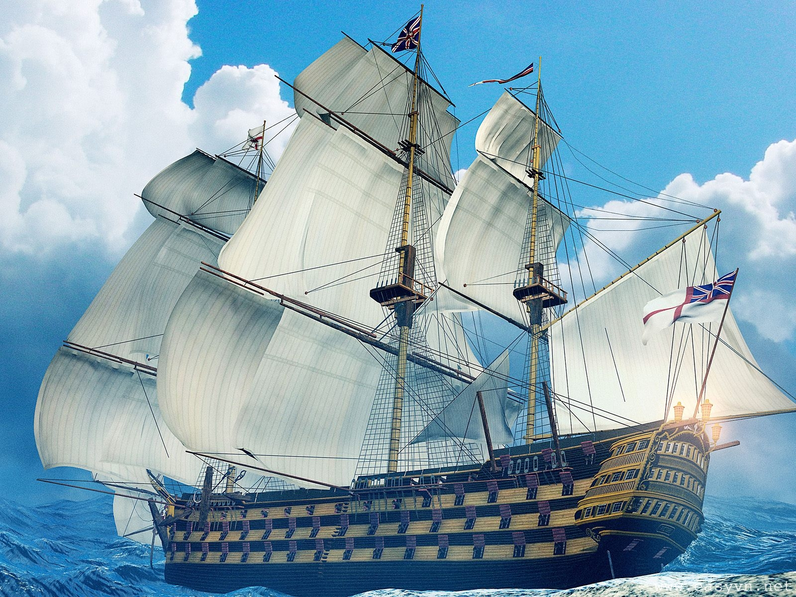download free ship wallpapers