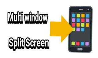 Cara mengaktifkan multi window di Samsung galaxy serries