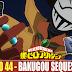 Episódio 44 3º-Temporada de Boku no Hero Academia! Review