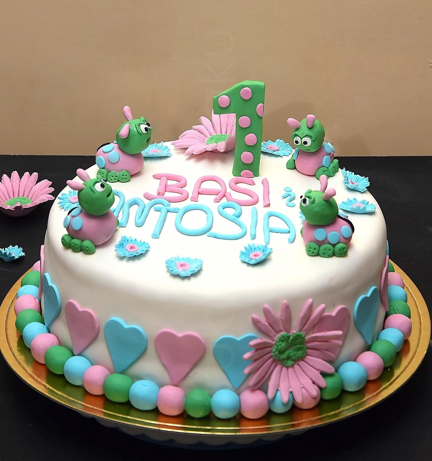 Tort Urodzinowy Ze Stworkami Potworkami Kulinaria Zblogowani