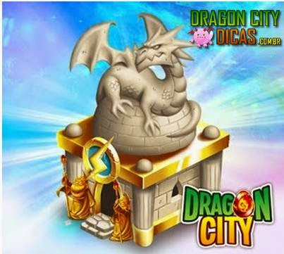 Jazigo de Deux do Dragon City!