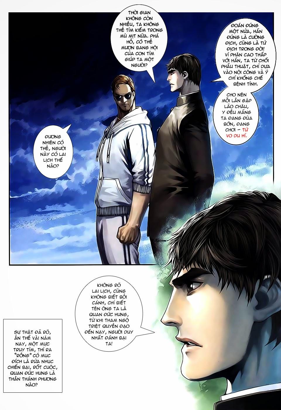 Quyền Đạo chapter 9 trang 5