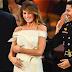 Sargento latino le hizo a Melania lo que Trump no pudo: hacerla sonreír y darle unas vueltitas