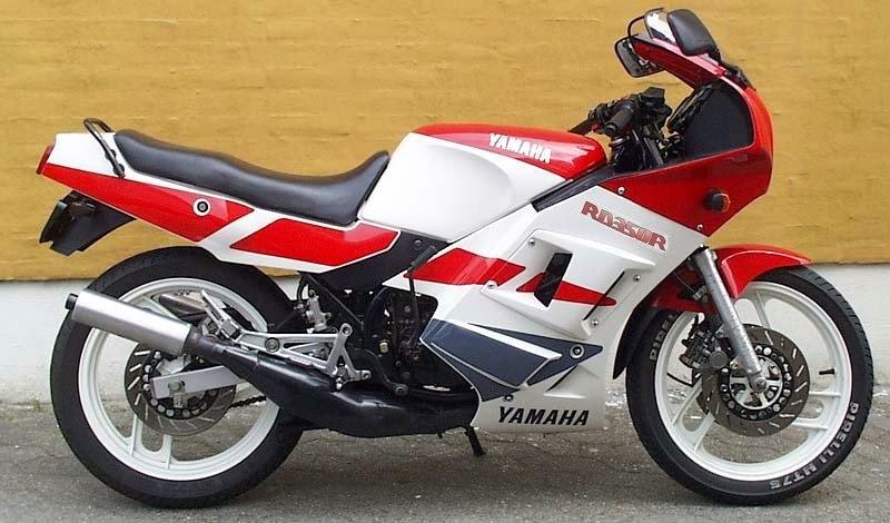 RD350R92UK - YAMAHA RD350R