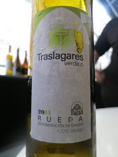 Bodegas Traslagares Verdejo 2014 - DO Rueda, Spain (89 pts)