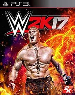 Baixar Grátis o jogo WWE 2k17 Ps3 2017