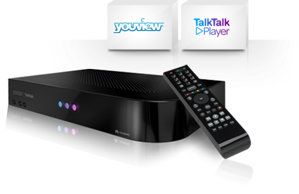 New TalkTalk Player