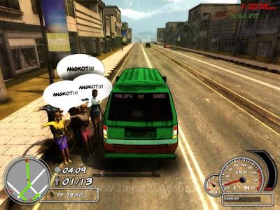 Download Angkot The Game Full Version