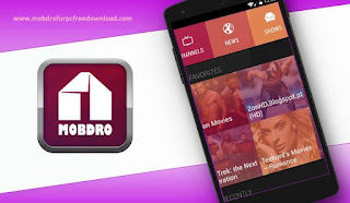 How to install Mobdro Apk