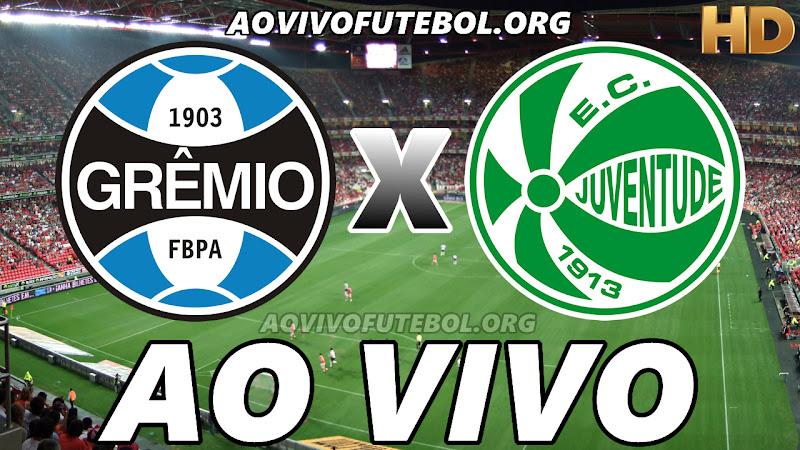 Grêmio x Juventude Ao Vivo HD Premiere