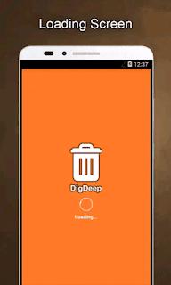 DigDeep Image Recovery - screenshot 2