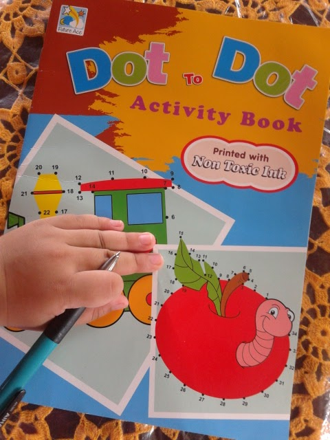 Dot To Dot Activity