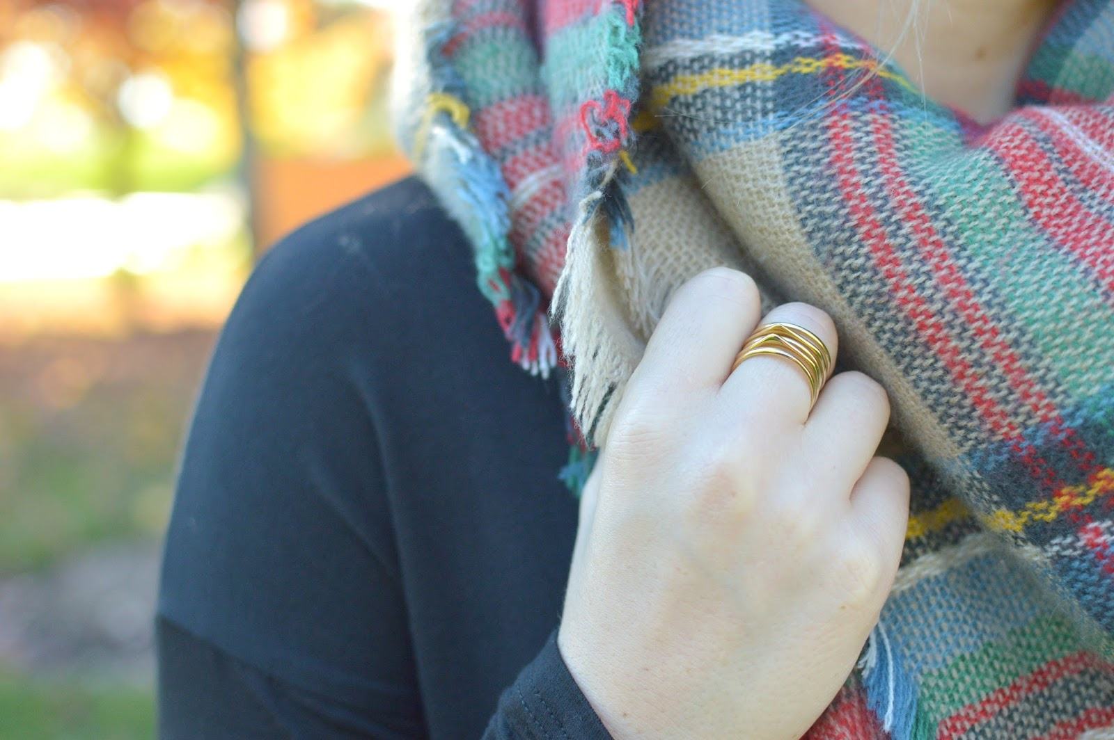 maylee ring from stella and dot