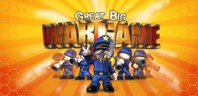 Great Big War Game v1.1.5 Apk Game + SD data Free