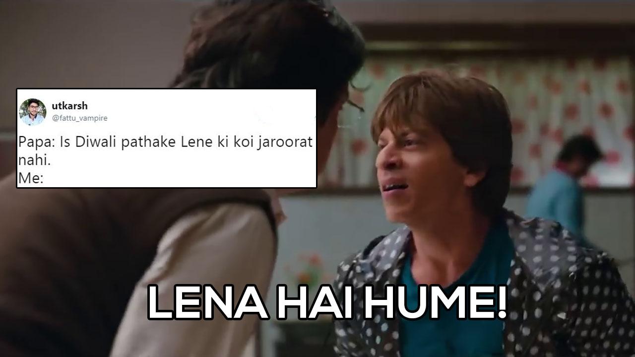 Zero Trailer Memes: SRK, Anushka Sharma and Katrina Kaif's film sparks meme-fest on social media