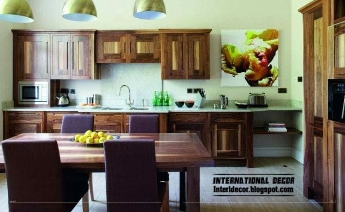 Eco Friendly Kitchen Cabinets Of MDF