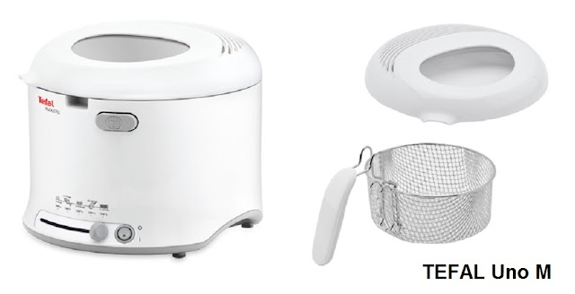 Why I ordered the TEFAL Uno M for our new deep fryer?