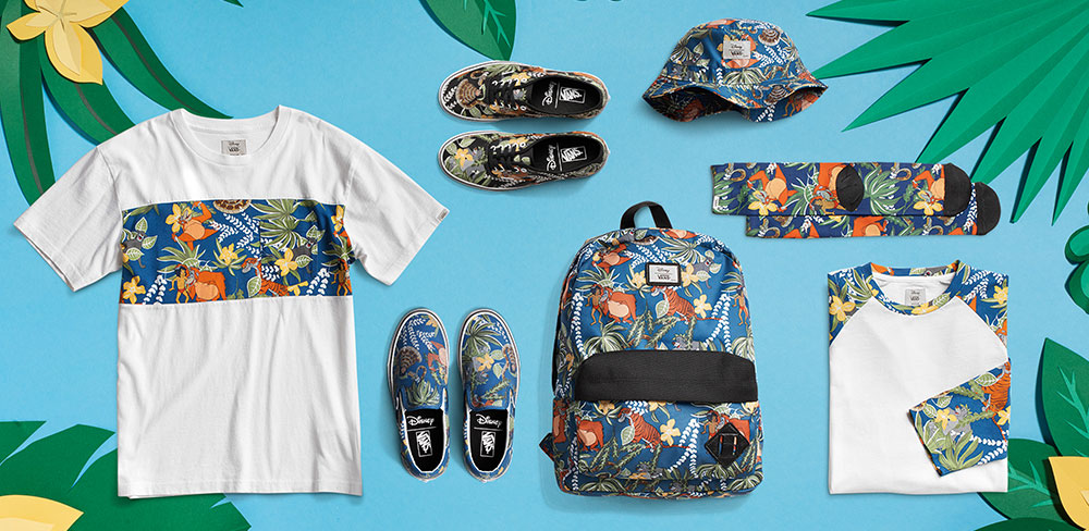 8e1993a568637e ... print for the Vans Classic Slip-On in adult sizing and Vans Authentic  in adult