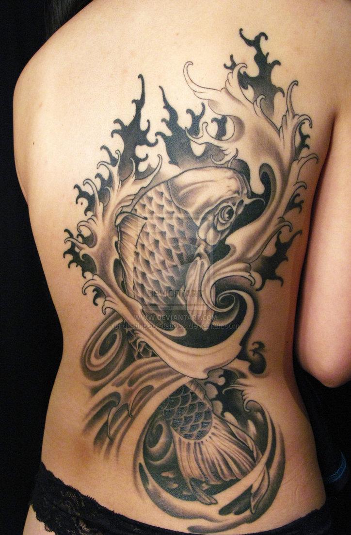 griffe tattoo carpa tattoo. Black Bedroom Furniture Sets. Home Design Ideas