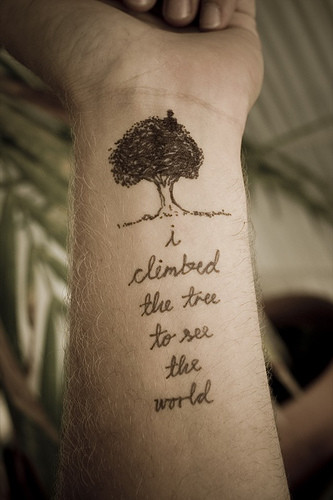 The Best Tattoo Quotes Ever: The Best Quotes