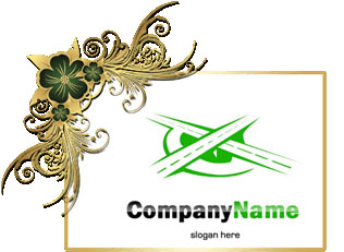 تحميل تصميم شعار طرق وكباري مفتوح للفوتوشوب, Roads and bridges logo design download