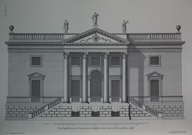 English buildings c 1700 1837 for Balcony meaning in english