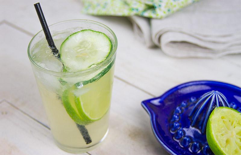 Gin verdinho para animar a sua noite!