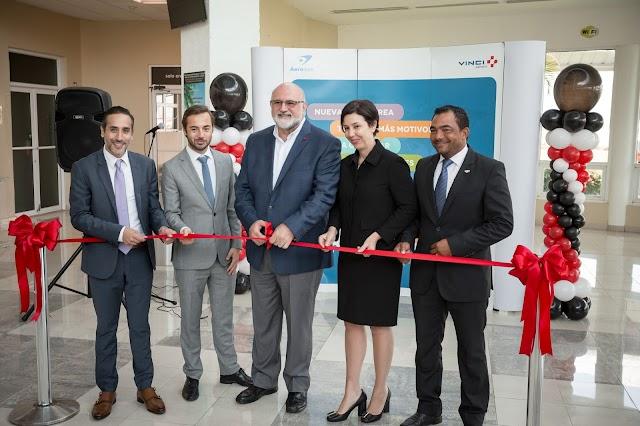 Air Century inaugura nuevas rutas en el Caribe