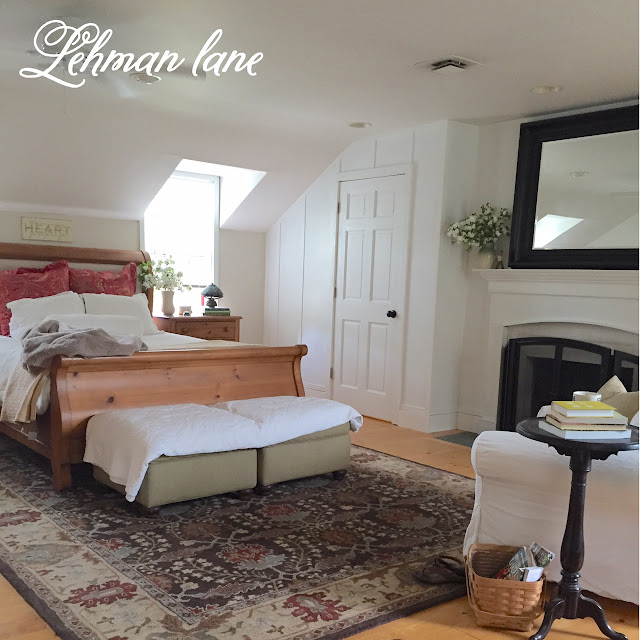Master Bedroom- Lehman Lane-Treasure Hunt Thursday Highlight- From My Front Porch To Yours