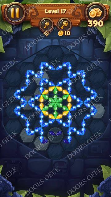 Gems & Magic [Indigo] Level 17 Solution, Walkthrough, Cheats