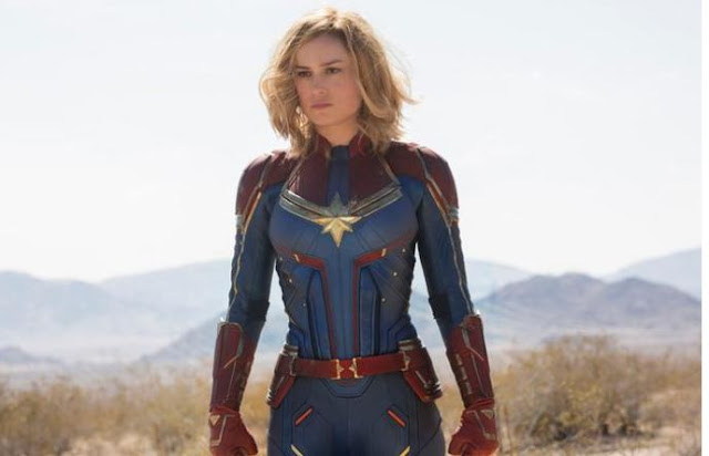 'Captain Marvel' had the third-biggest March opening weekend in movie history, bringing in $153 million