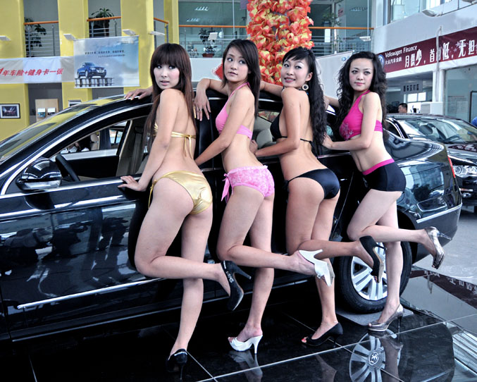 Prostitution and hostess bars in china