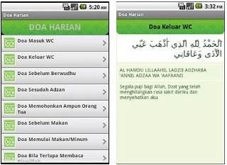Download Aplikasi Islam Gratis Terbaik BAgus HP Android Free .APK