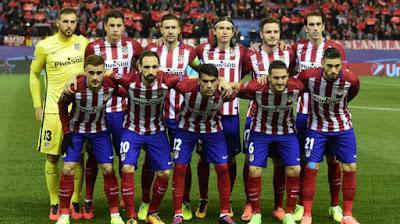 Atletico Madrid Tak Ingin Tergusur Dari Liga Champion Eropa
