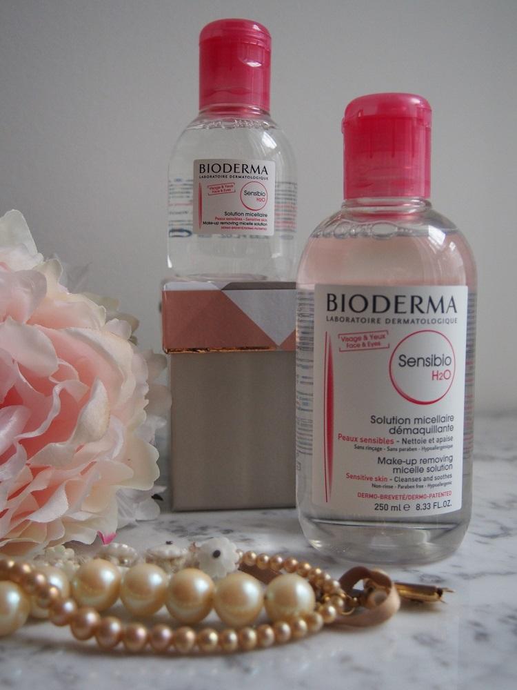 Sensibio H2O di Bioderma e l'importanza dell'acqua micellare