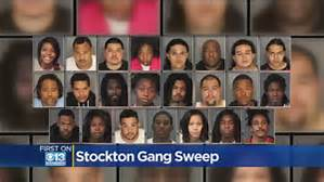 People Including Correctional Officer Arrested In Stockton Gang Sweep
