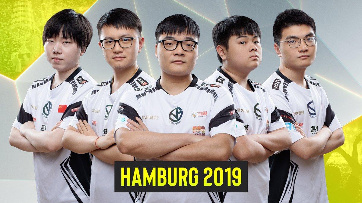 Ngày thi đấu thứ 2 vòng ESL One Hamburg: TNC - kẻ hủy diệt (Ảnh 1)
