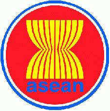 Gambar Lambang ASEAN berwarna dan penjelasannya