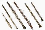 Los distintos tipos de instrumentos de viento-madera
